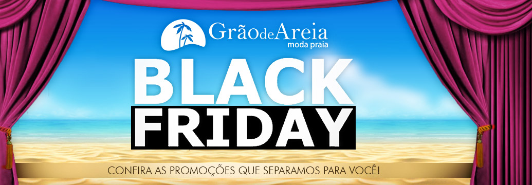 Ofertas especiais Black Friday