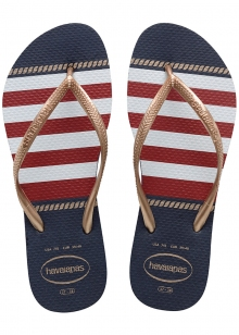 SANDALIAS HAVAIANAS SLIM NAUTICAL